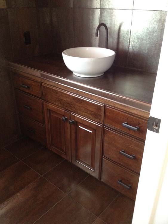 Cabinet Refinishing Services
