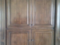 Cabinet Refinishing Services Before