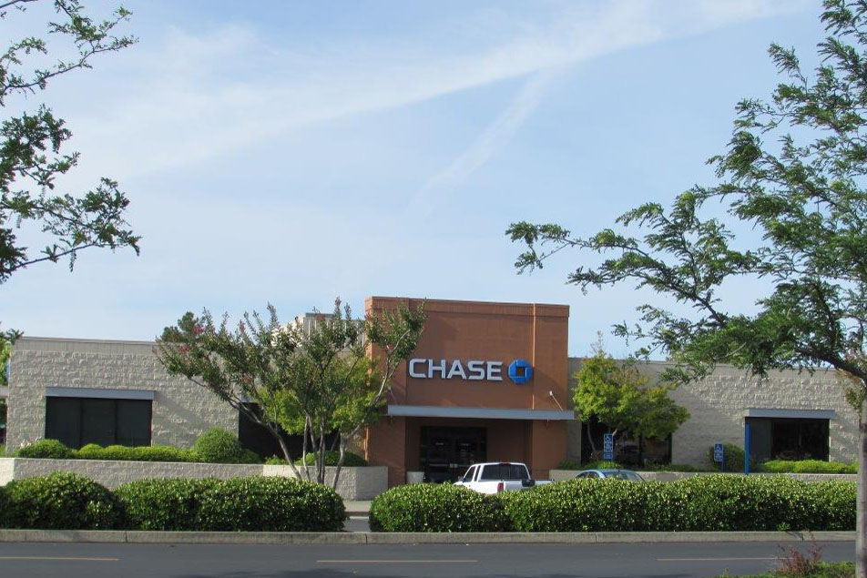 Chase Bank Paint Services