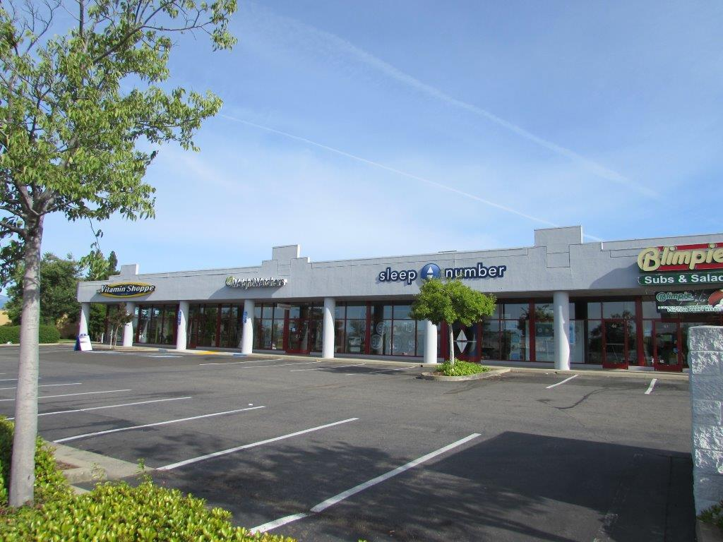 Shopping Mall Paint Services