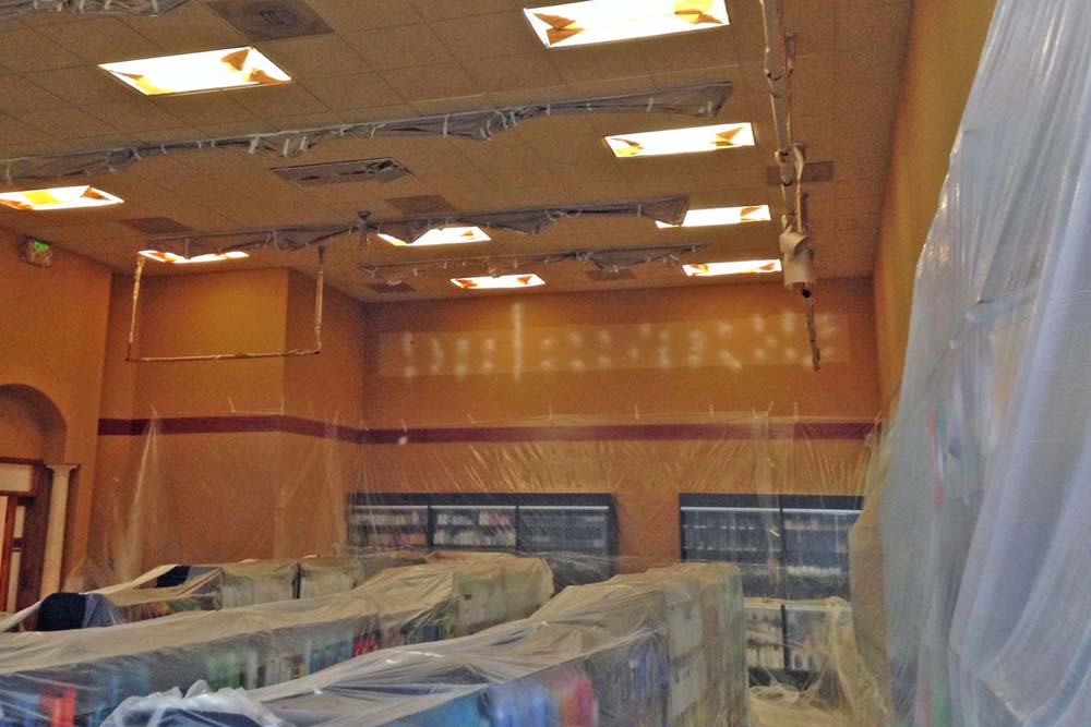 Commercial Painting Services Nights While Functional During Day