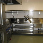 Cypress Elementary Kitchen (contractor Robert D. Nichol)
