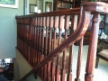 Residential Railing Painting Services After