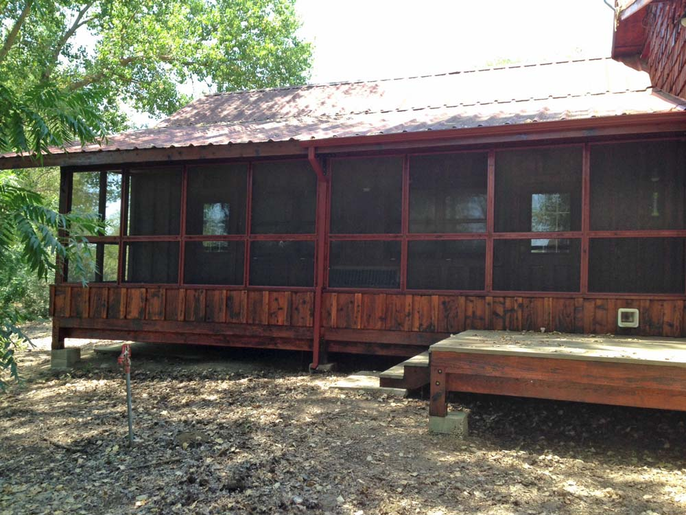 Willow Creek Ranch Wood Refinishing