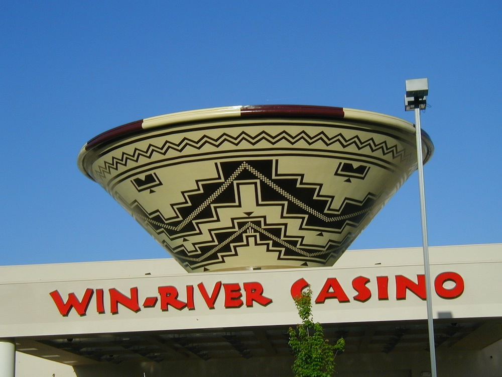 Win River Casino Painting Services