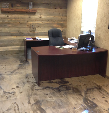 Commercial Flooring Refinishing