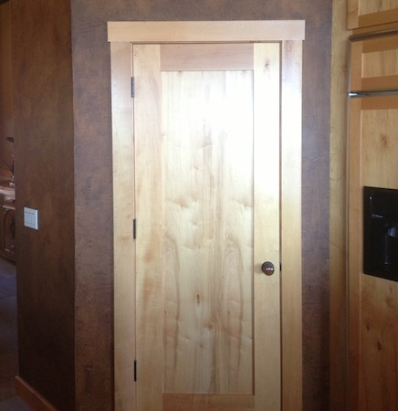 Residential Door Refinishing