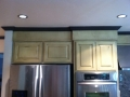 Cabinet Refinishing Services Glaze