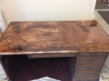 Desk Refinishing Services After (Can Do Same With Counter)