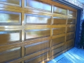 Garage Door Painting Services Before