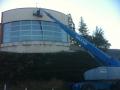 Shasta Dam Upper Vista House (Contractor Shufelberger Construction) 2