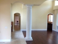 Residential Faux Column Finishing Before
