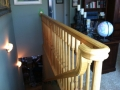 Residential Railing Painting Services Before