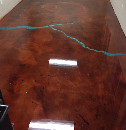 Epoxy Floor Coating