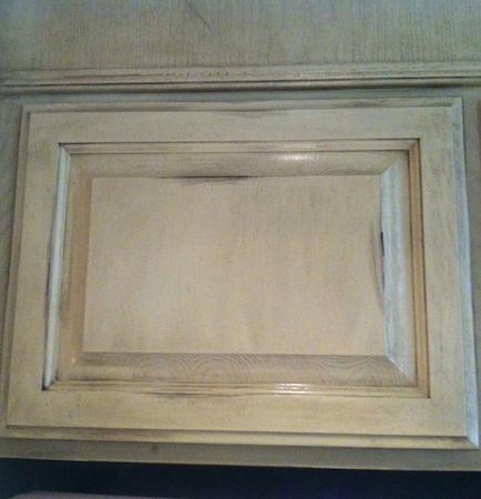 Glaze Cabinet Refinishing Services